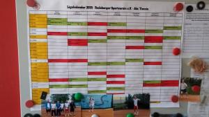 Tenniskalender 2015